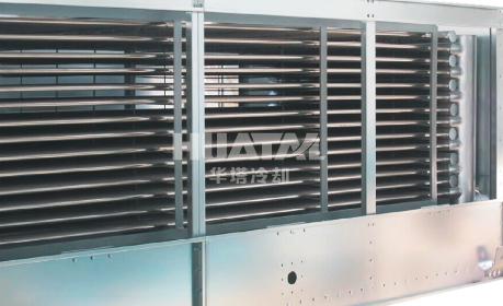 闭式冷却塔零部件之冷却器材质